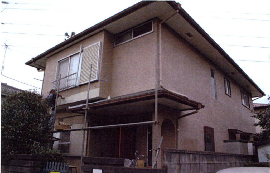 外壁塗装【003398】