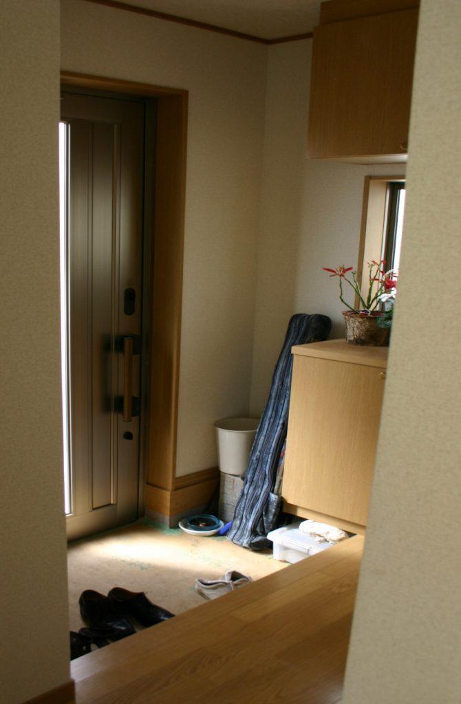 室内ドア・玄関リフォーム 東京都台東区
