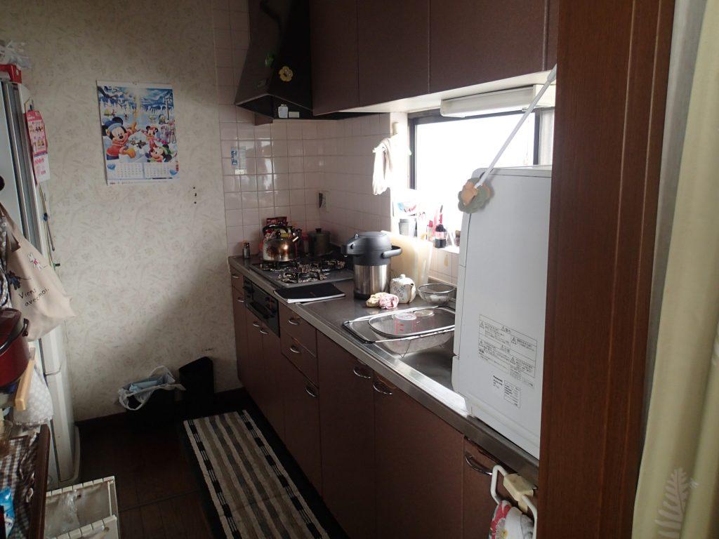 キッチンリフォーム【102187】