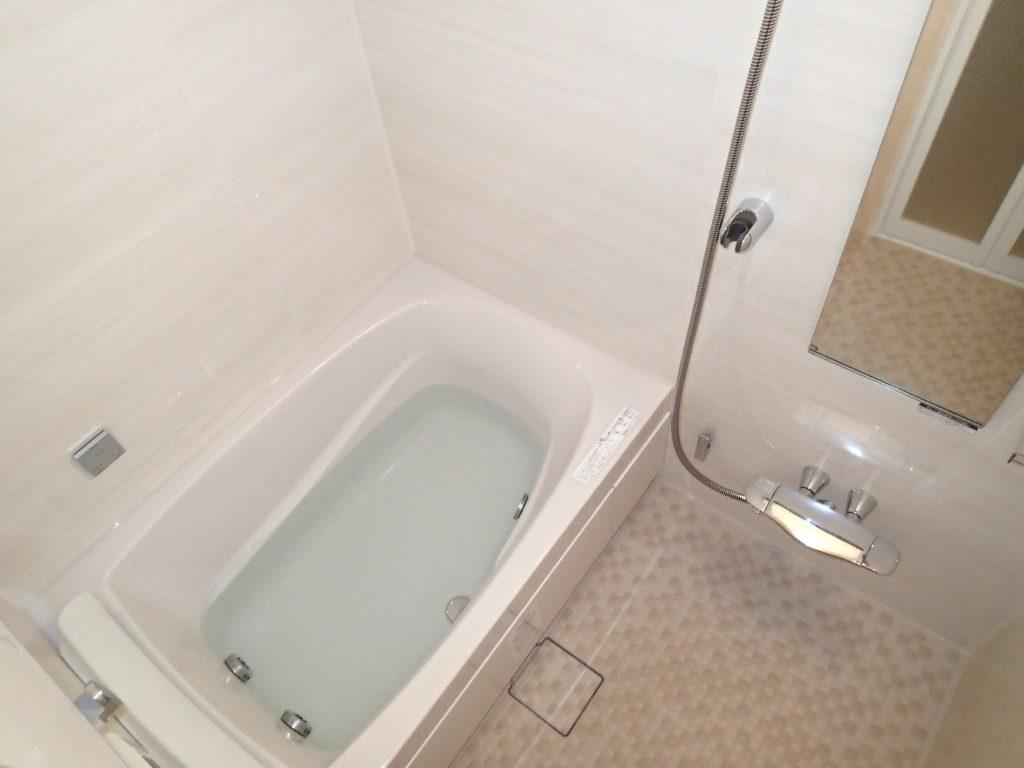 浴室リフォーム 東京都中野区