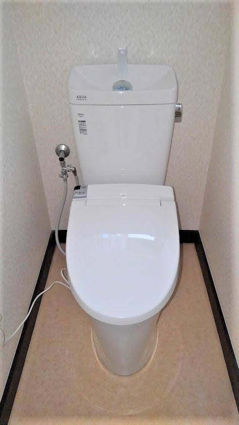 トイレリフォーム 東京都江戸川区