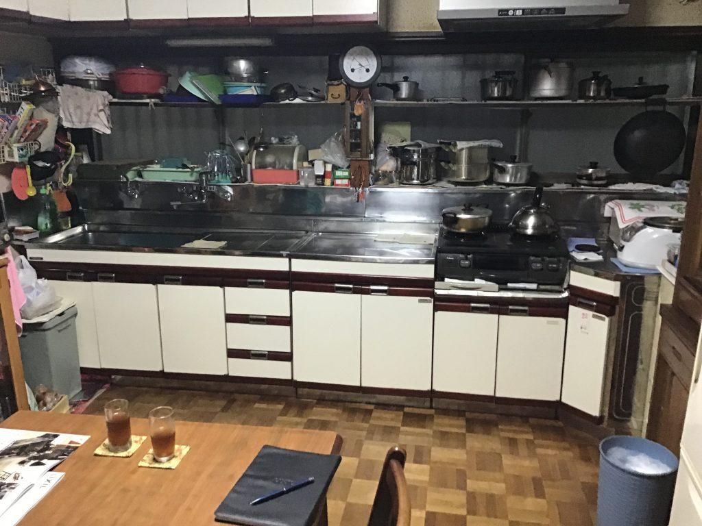 キッチンリフォーム 東京都台東区