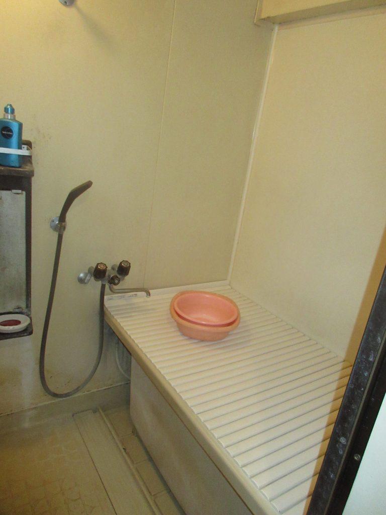 浴室リフォーム 手すり設置 東京都江東区