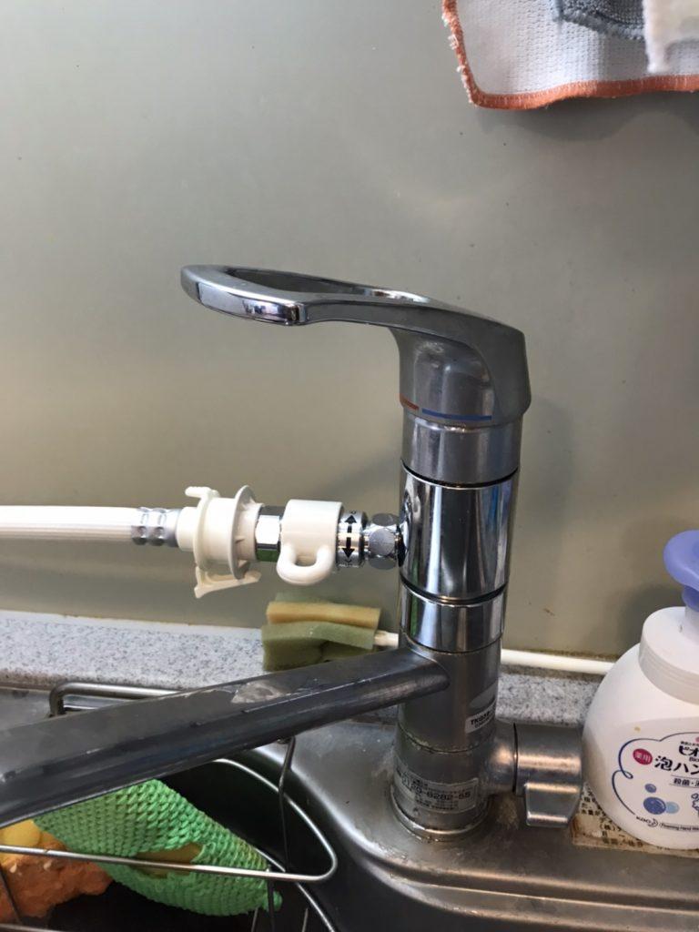 水栓交換 東京都葛飾区