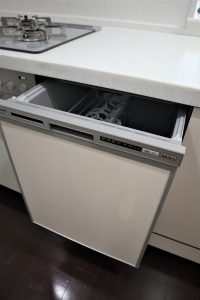 食洗機・壁紙リフォーム